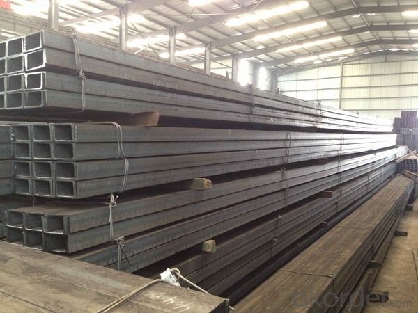 Hot Rolled MS Mild GB Steel U Channels for Strcutures