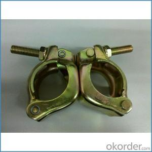 Scaffolding Ladder Clamp british German Forged Type