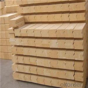Glass Furnace High quality Refractory Brick Silica Brick