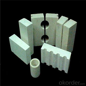 High Quality Silicon Carbide Fines Silica Refractory Brick