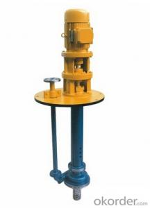 HYK/HYS Series Chemical Submerged Pump(API 610)