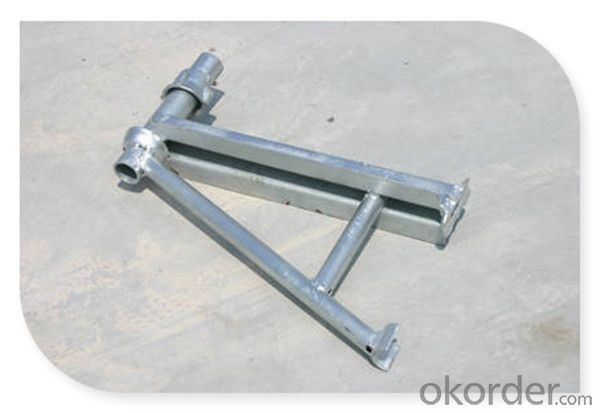 Q235 Steel Cuplock Scaffold System for Building Bridge CNBM