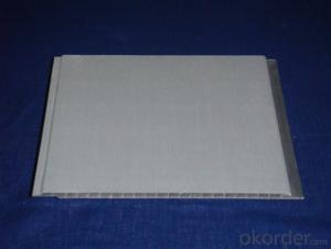 PVC Gypsum  Ceilings Back Aluminium foil