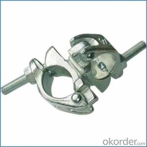 Scaffolding Fixed Clamp british German Forged Type