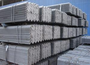 Hot Rolled Steel Angle Bar with High Quality