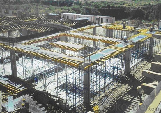 Table Formwork for High-rise Building and Large Projects Application