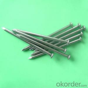 Common Nail Polished Nail Wholesale Factory Factory Price Nail with Factory Price