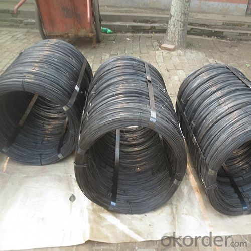Soft Black Annealed Iron Wire Black Annealed Wire Low Price Black Annealed Wire