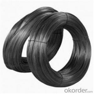 Black Annealed Iron Wire /Black Binding Wire for Building Materials