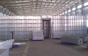 Aluminum Formworks System for Construction Concrete Buildings With Good Load Capacity