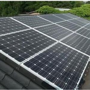 Solar Monocrystalline Series Panels195-w