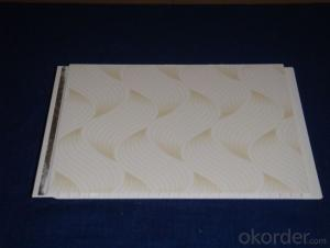 PVC gypsum Board Price PVC False Ceiling