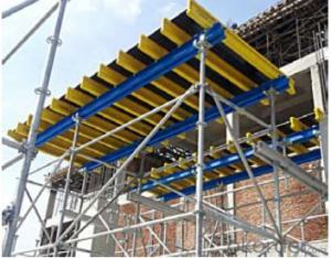 Table Formwork with Large Bearing Capacity and Easy Dismantling