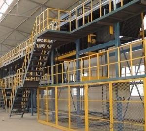 Modified Bitumen Waterproofing Membrane Production Equipment