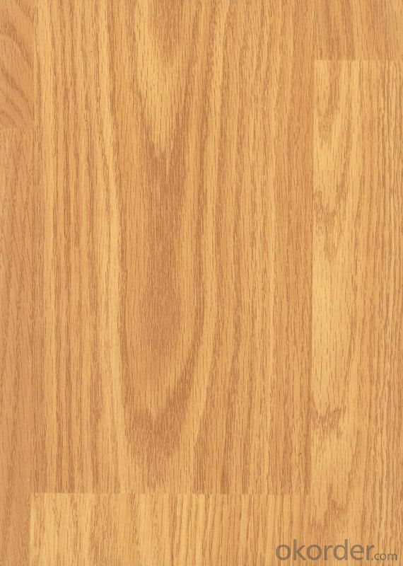Laminate Flooring 8mm Export to Europe with 2mm EVA
