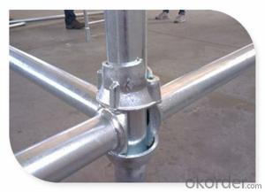 Cuplock Scaffold System Safe Durable for Construction CNBM
