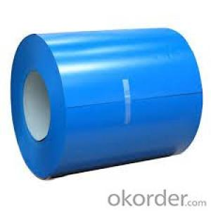 Pre-Painted Galvanized/Aluzinc Steel Coils of Prime Quality in Blue Color