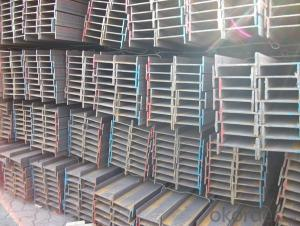 High Quality  Hot Rolled Steel I Beams for Constrcution