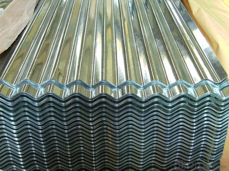 Hot-Dip Galvanized Steel Roof with Good Price