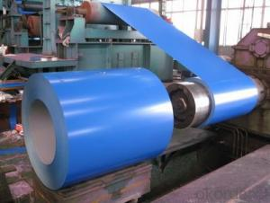 PPGI,Pre-Painted Steel Coil , High Quality Blue Color