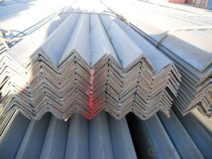 High Quality  Hot Rolled Equal Angle Steel Bars for Constrcution
