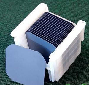 High Efficiency 6X6 Inch Silicon Wafer for Solar Cell