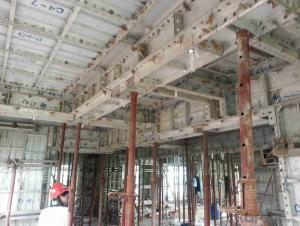 Aluminum Formworks System for High-Rise Construction Buildings With High Turnover Rate