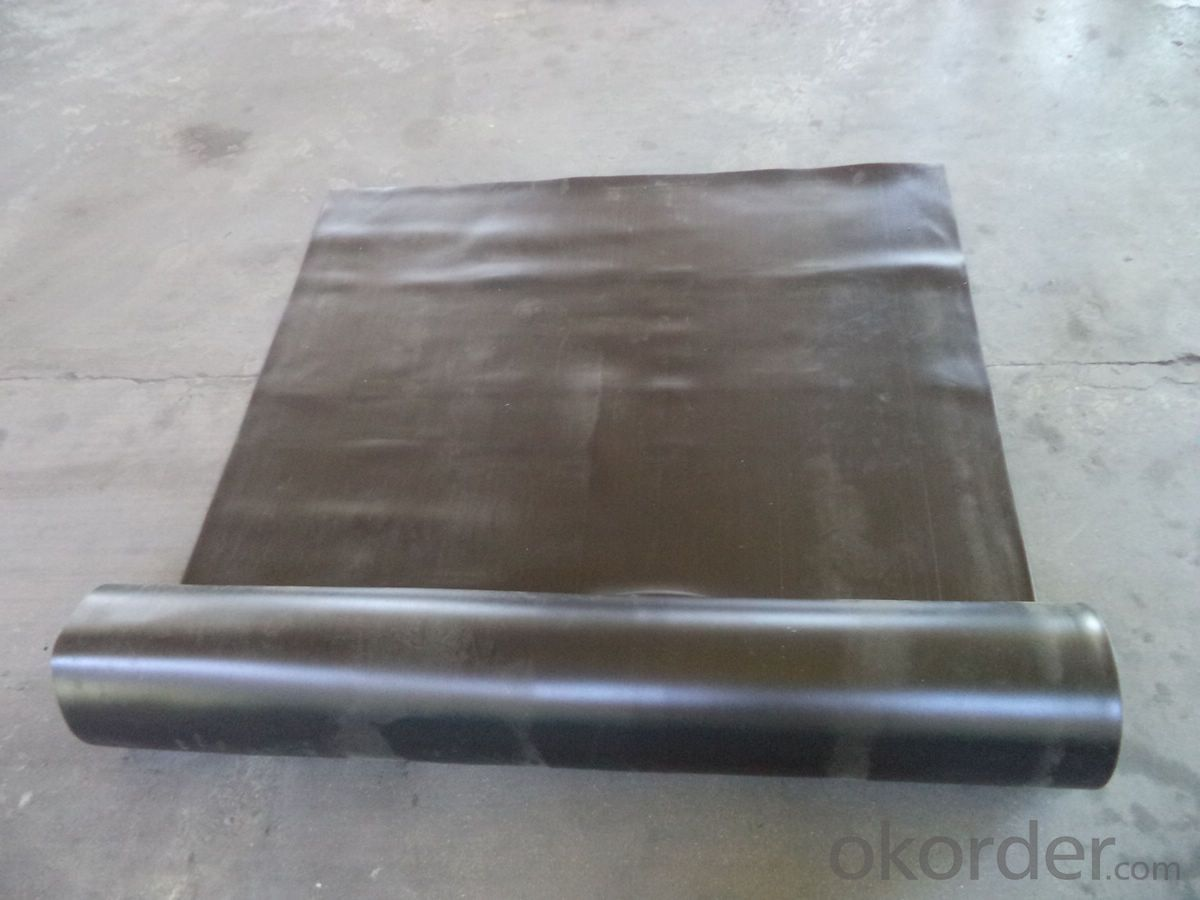 EPDM Weldable Waterproof Membrane for Pond Liner Use