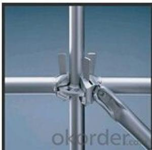 New Ring Lock Scaffolding for Construction