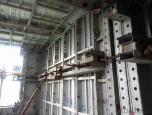 Aluminum Formworks for Civil Commercial Buildings In Much Good Quality
