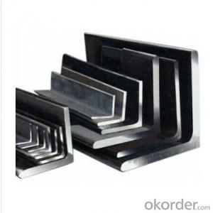 Stainless Equal Angle Steel with High Quantity  of  Q235B