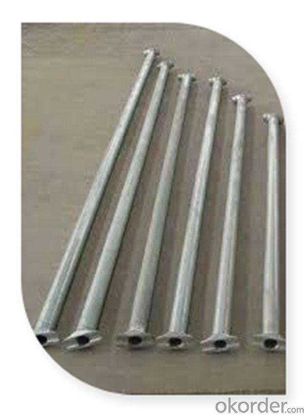 Construction Concrete Slab Formwork Steel Galvanized Cuplock Scaffolding System CNBM