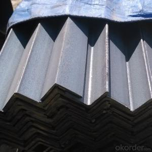 A70*70*7  galvanized angle steel for construction