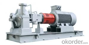 HPA/HPB Series Petrochemical Process Pump(API610, API682)