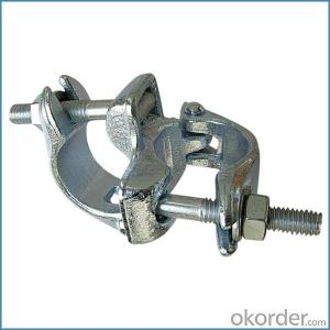 Scaffolding Single Clamp british German Forged Type