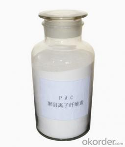 Polyanionic Cellulose PAC with Good Temperature Resistance