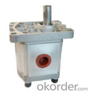 CBG Series High Pressure Hydraulic External Gear Pump