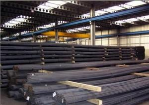 ASTM deformed steel bar for construction