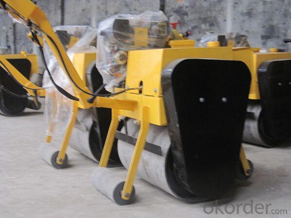 Mini Single Drum Vibratory Roller JY450D-1