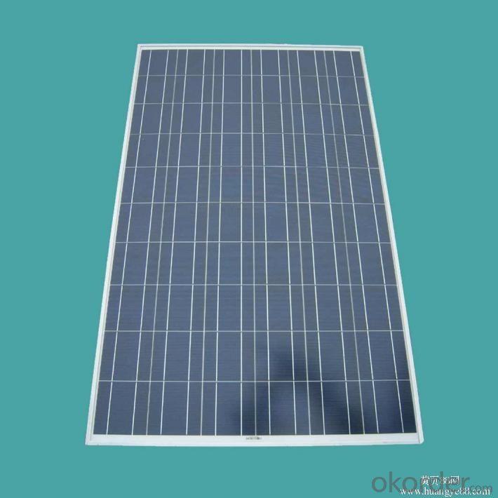 Polycrystalline Silicon Solar Panel Model CR190P-CR160P