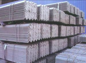 JISG3192 galvanized angle steel for construction