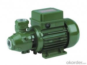 QB Series Peripheral Water Pump with Brass Impellers