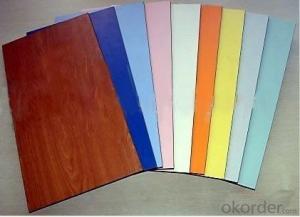 HPL High Pressure Laminate Solid Color Board
