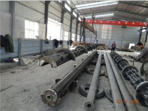 Pre-stressed Concrete Electric Pole Making Machine Mould Equipment