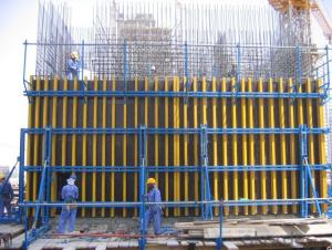 Cantilever Formwork with Durable Performances and Trustful Quality