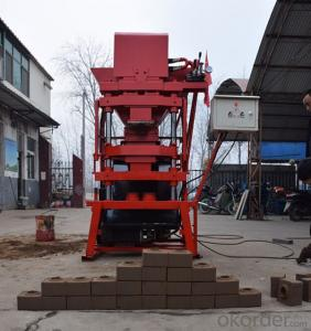 Full Automatic High Production Clay Brick Block Making Machine SL1-10