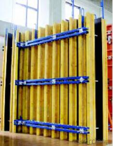 Timber Beam Formwork with Cost Efficency Formwork Grider