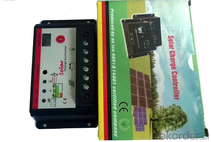 BYGD Solar Charger Controllerfor Street light system  Model SC1024S