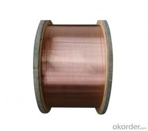 Copper clad Aluminum Magnesium Alloy Wire 0.10mm-3.0mm