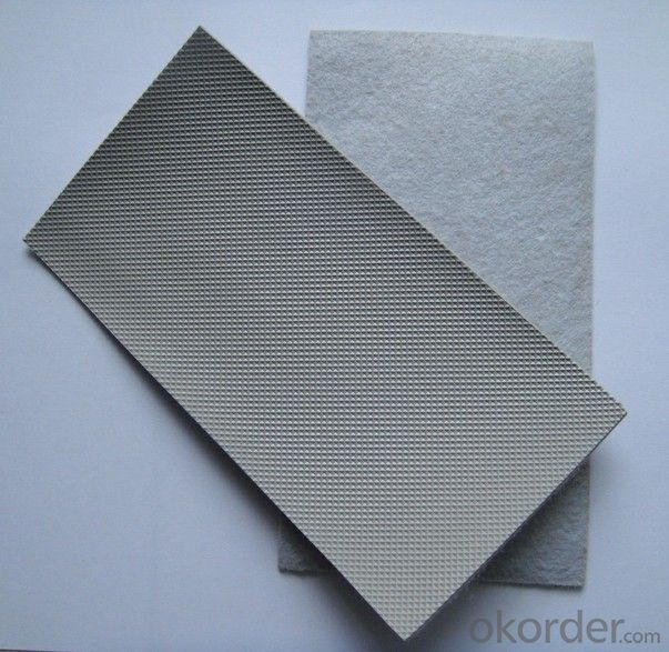 High Polymer Waterproofing Membrane Polyester Nonwoven Reinforced